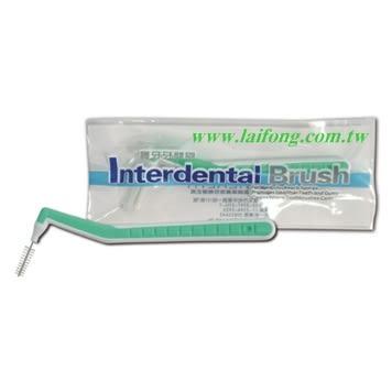 D32 健康護齒牙間刷SS(藍色柄 2S-0.8mm) (圖片僅供參考)