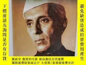 二手書博民逛書店尼赫魯傳罕見Jawaharlal Nehru(印度研究)英文原版書Y17705 Edited by Shiv