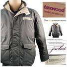 【大盤大】texwood 鋪棉外套 L號 拉鍊外套 男裝 冬 專櫃夾克 立領外套 父親節 好康 長版外套