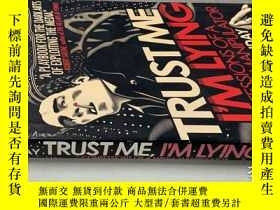 二手書博民逛書店Ryan罕見Holiday:Trust Me, Im Lying