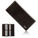 CalvinKlein 荔枝紋皮革長夾禮盒(咖啡色)103025-1
