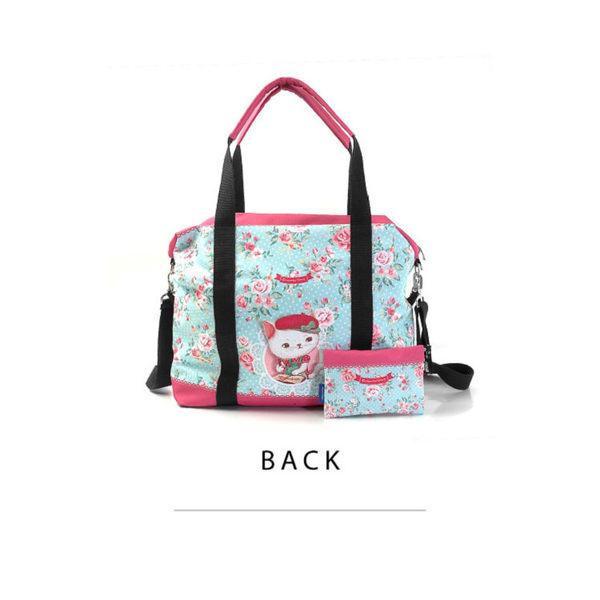 【COPLAY】喵咪小畫家 旅行袋