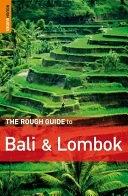 二手書博民逛書店 《The Rough Guide to Bali & Lombok》 R2Y ISBN:9781858284286│Dorling Kindersley Ltd