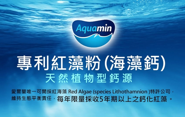 草本之家-愛爾蘭天然海藻鈣100粒素食膠囊