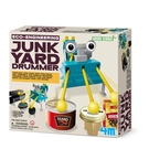 【4M】03372 科學探索-再生小鼓手 Junkyard Drummer