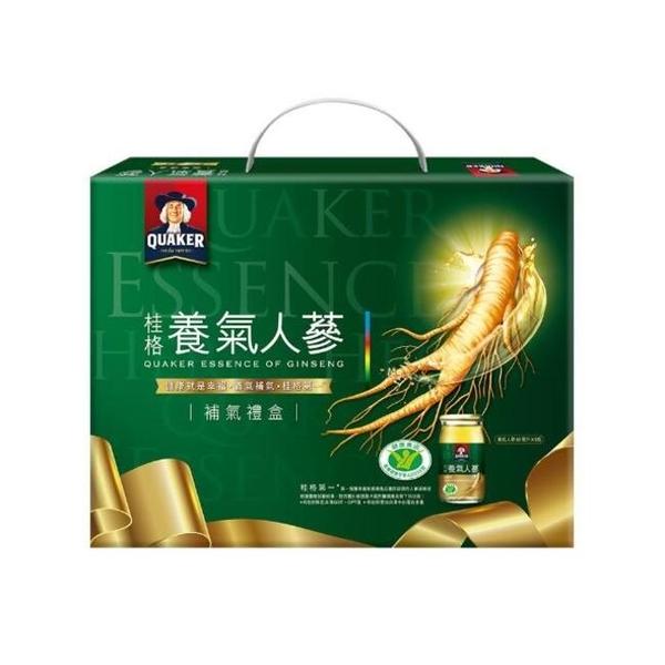 桂格 養氣人蔘禮盒60m