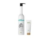 【O right歐萊德】蒲公英兒童溫和洗髮精1000ML+竹萃保濕護髮素250ml