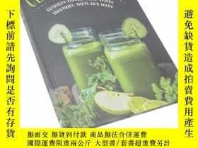 二手書博民逛書店綠色飲品制作罕見Clean & Green: Nutrient-Packed Green Juices, Smoo