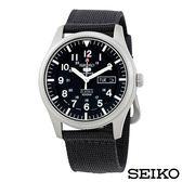SEIKO精工  野戰風格自動上鍊5號機械錶 SNZG15K1