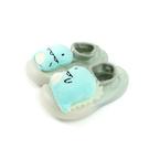 兒童鞋 懶人鞋 襪鞋 綠色 小恐龍 小童 2012 no019 11.5~13.5cm