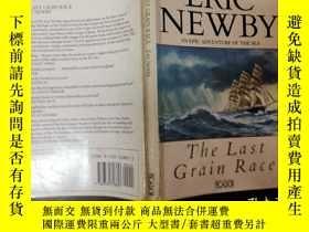 二手書博民逛書店the罕見last grain raceY271632 eric