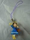 【震撼精品百貨】HEIDI 阿爾卑斯山的少女 小天使海蒂~造型手機吊飾『提籃』
