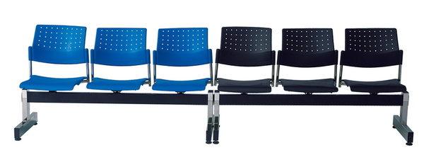 【 IS空間美學】EK雅妮斯排椅-2人座 (三款尺寸可選)