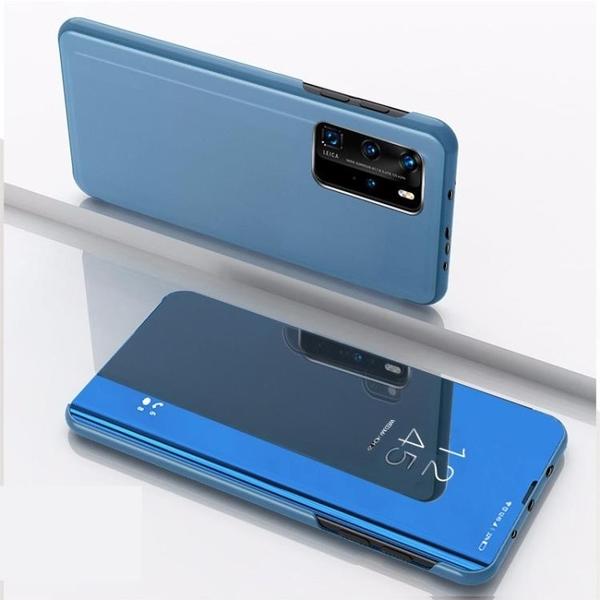 小米紅米K30s / Note 9 4G / Note 9 Pro 5G 鏡面皮套 翻蓋全包 電鍍保護套 手機防摔款