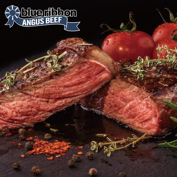 【599免運】美國藍絲帶8盎司超厚切霜降牛排1片組(230公克/1片)