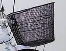 黑色鐵菜籃 * 1