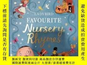 二手書博民逛書店Ladybird罕見Favourite Nursery Rhym