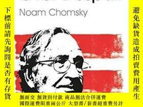 二手書博民逛書店Optimism罕見Over DespairY466342 Noam Chomsky Penguin 出版2