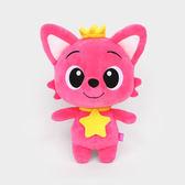 特價 Pinkfong 碰碰狐 大頭絨毛娃娃 鯊魚家族 TOYeGO 玩具e哥