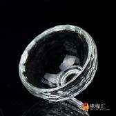 供奉杯 水晶供水碗 七彩透明玻璃七供水杯供佛杯 1個 莎拉嘿幼