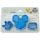 日本迪士尼造型餅乾模 模具 壓模 米奇 米妮 維尼 烘培壓模 迪士尼 米奇 日本代購  (呼呼熊)