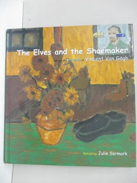 【書寶二手書T7/少年童書_KX1】THE ELVES AND THE SHOEMAKER