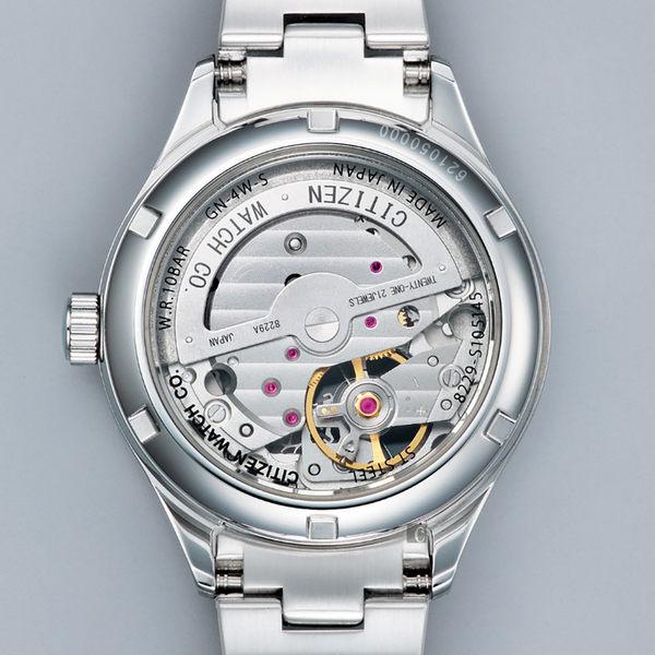 CITIZEN 星辰 Lady 晶鑽小鏤空機械錶-玫瑰金/33mm PC1003-58X