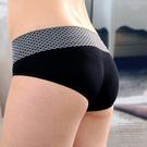 魔法e裳《寬邊點點三角內褲》無縫3D超彈力*舒適貼身零著感-W041