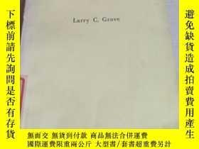 二手書博民逛書店罕見Algebra(代數)(外文)Y200392 Larry C. Grove ACADEMIC PRESS