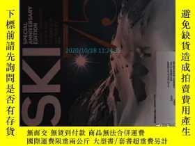 二手書博民逛書店SKI罕見Magazine 10 2011 滑雪外文原版體育雜誌Y14610