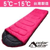 Polar Star 羊毛睡袋 800g 桃紅  露營│登山│戶外│度假打工│背包客│台灣製造 P16732