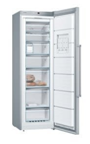 BOSCH 德國 博世 GSN36AI31D 獨立式冰箱 237L 經典銀(不留指紋設計) 【零利率】
