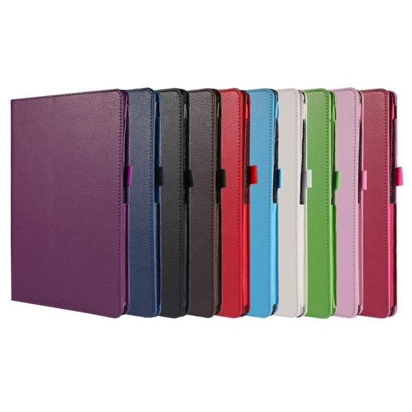 HUAWEI MediaPad T3 T5 8.0 9.6 10 10.1 保護套全皮革無殼華為平板套支架功能簡約