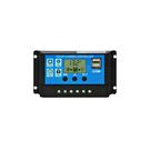 太陽能控制器12V 24V光伏電池板充電器10A 20A 30A 全自動 通用型 樂活生活館