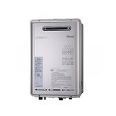 (全省安裝)林內24公升屋外型(非強制排氣)熱水器REU-E2400W-TR