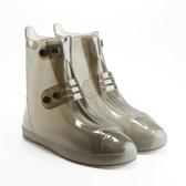 米蘭 雨鞋男女登山硅膠雨鞋套防水雨天加厚防滑耐磨底成人下雨兒童防雨