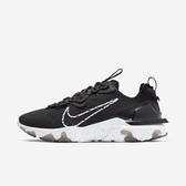 Nike React Vision [CD4373-006] 男鞋 運動 休閒 慢跑 柔軟 緩震 情侶 基本 穿搭 黑白