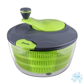 蔬菜甩幹機  多蔬菜甩干機脫水器家用多功能洗菜瀝水籃手動創意水果脫水機   艾森堡