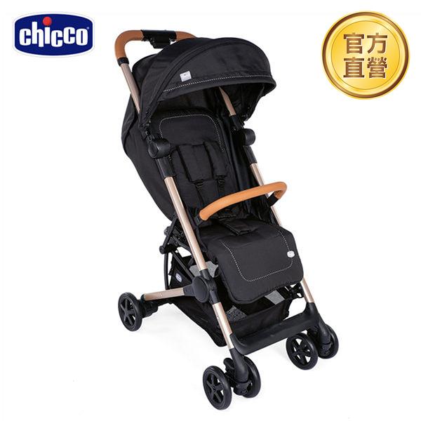 chicco-Miinimo2輕量摺疊手推車限定版-騎士黑