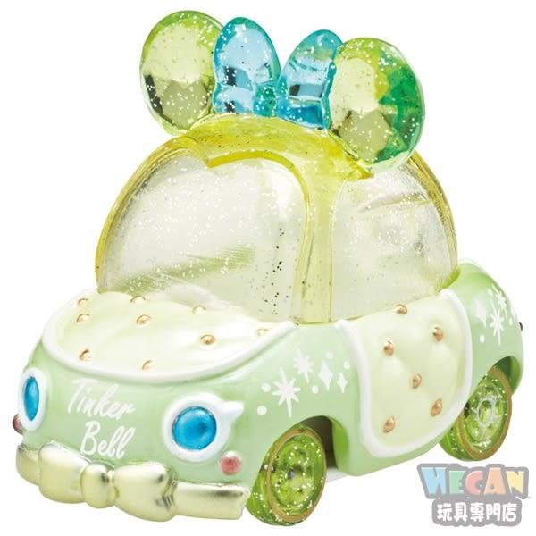 迪士尼夢幻珠寶盒小汽車 粉鑽蝴蝶結小車 黛西 11576