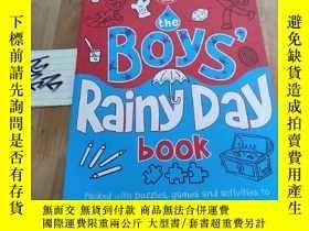 二手書博民逛書店The罕見boy s rainy day bookY15335 見圖 見圖