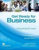 二手書《Get Ready for International Business: English for the Workplace. Student s book. 2》 R2Y ISBN:9780230039797