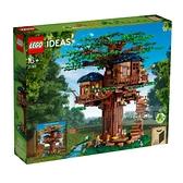 21318【LEGO 樂高積木】IDEAS系列 - 樹屋 Tree House