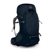 [Osprey] (男) Atmos AG 50L 專業登山背包 團結藍 M (10001435)