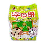 Chiao-E 巧益 原味字母餅(奶素)160g[衛立兒生活館]