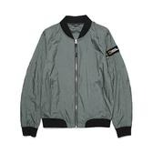 National Geographic 女 BOMBER JKT 飛行夾克 鋼灰色 N192WJP010297【GO WILD】