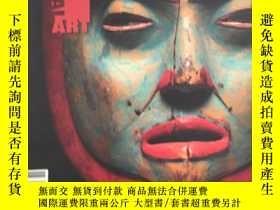 二手書博民逛書店tribal罕見art number 76 summer 201