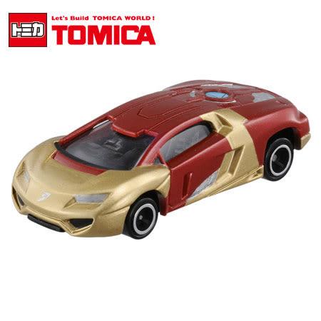 日貨 TOMICA CARS DREAM 143 鋼鐵人 MARVEL 漫威英雄 復仇者聯盟 汽車模型 多美小汽車