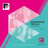 【停看聽音響唱片】【CD】Audiophile Female Voices Vol.1