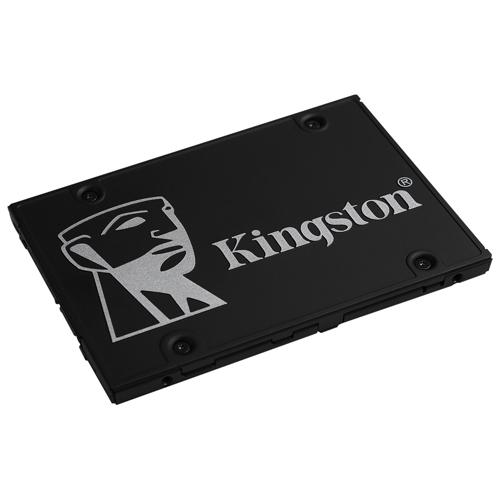 Kingston 金士頓 KC600 1TB 3D TLC 硬體型自我加密 SSD 固態硬碟 SKC600/1024G